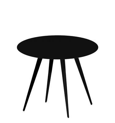 Table basse Lara / Fenix-NTM® - Zeus noir,noir cuivré en métal