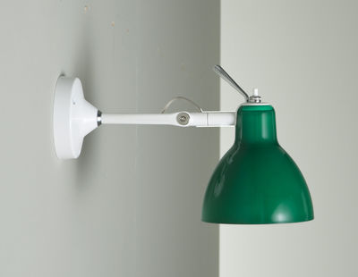 Luxy H0 Ceiling Light Wall Lamp Metalized Metallized