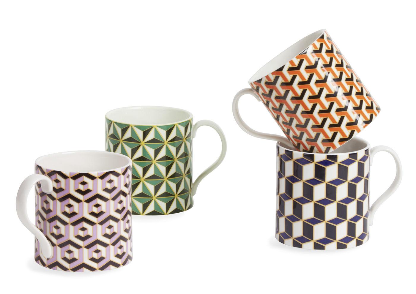 mug versailles carnaby vert jonathan adler. Black Bedroom Furniture Sets. Home Design Ideas
