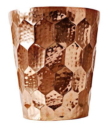 Seau à champagne Hex / Vase - Tom Dixon cuivre en métal
