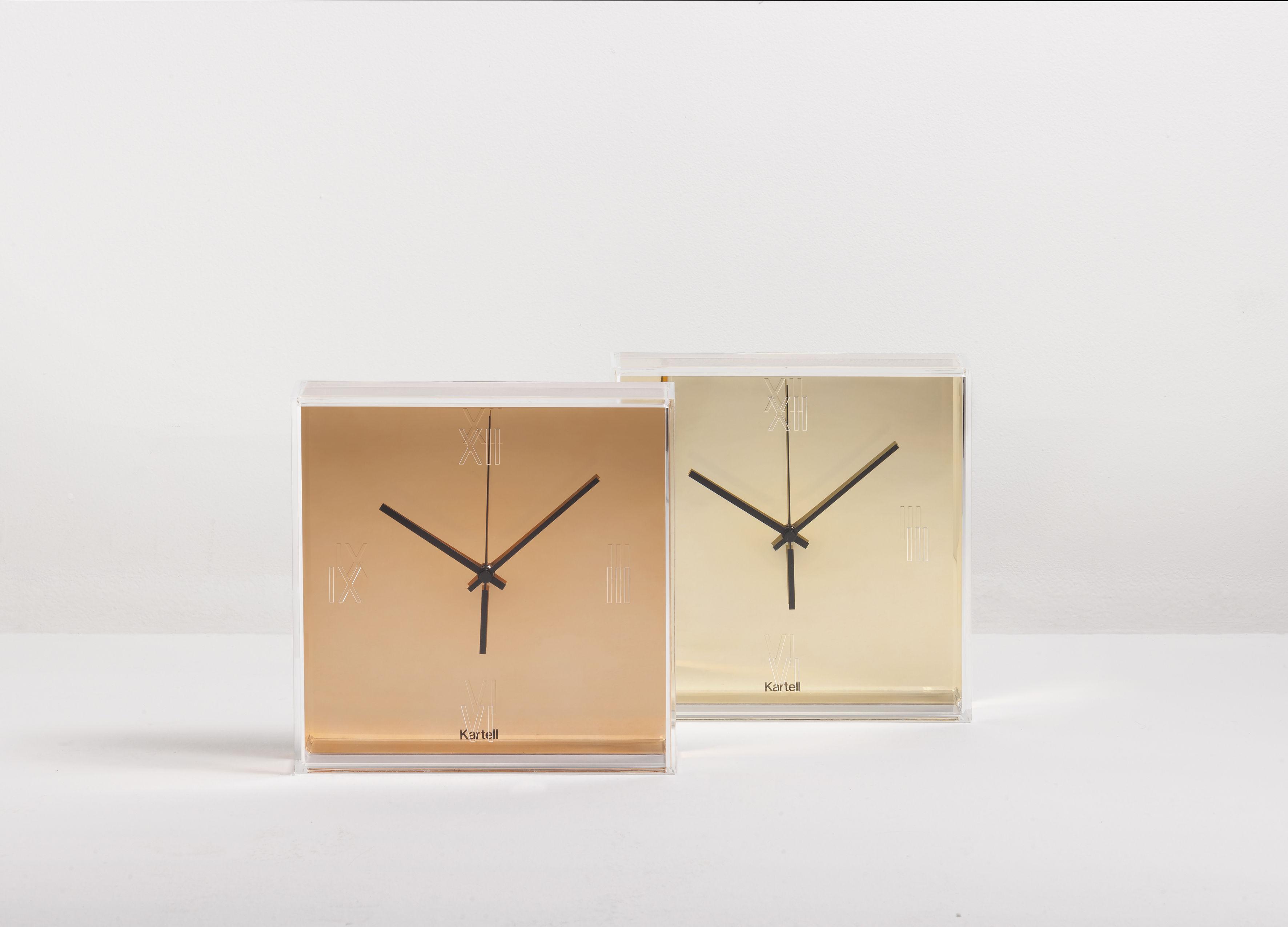 Tic & Tac Wall clock