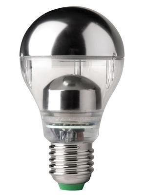 Foto Lampadina LED - / E27 - 7W di Megaman - Argento,Trasparente - Vetro