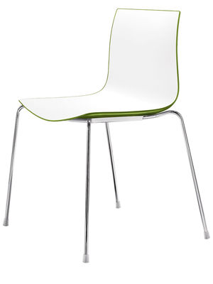 catifa 46 zweifarbig arper stuhl. Black Bedroom Furniture Sets. Home Design Ideas