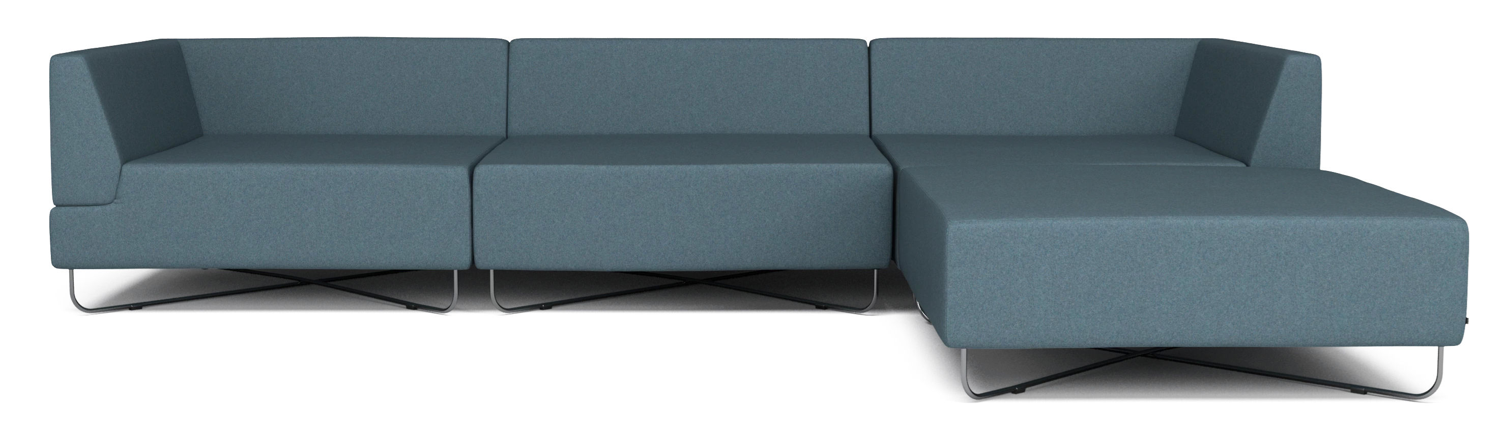 canap modulable orlando module central module central. Black Bedroom Furniture Sets. Home Design Ideas