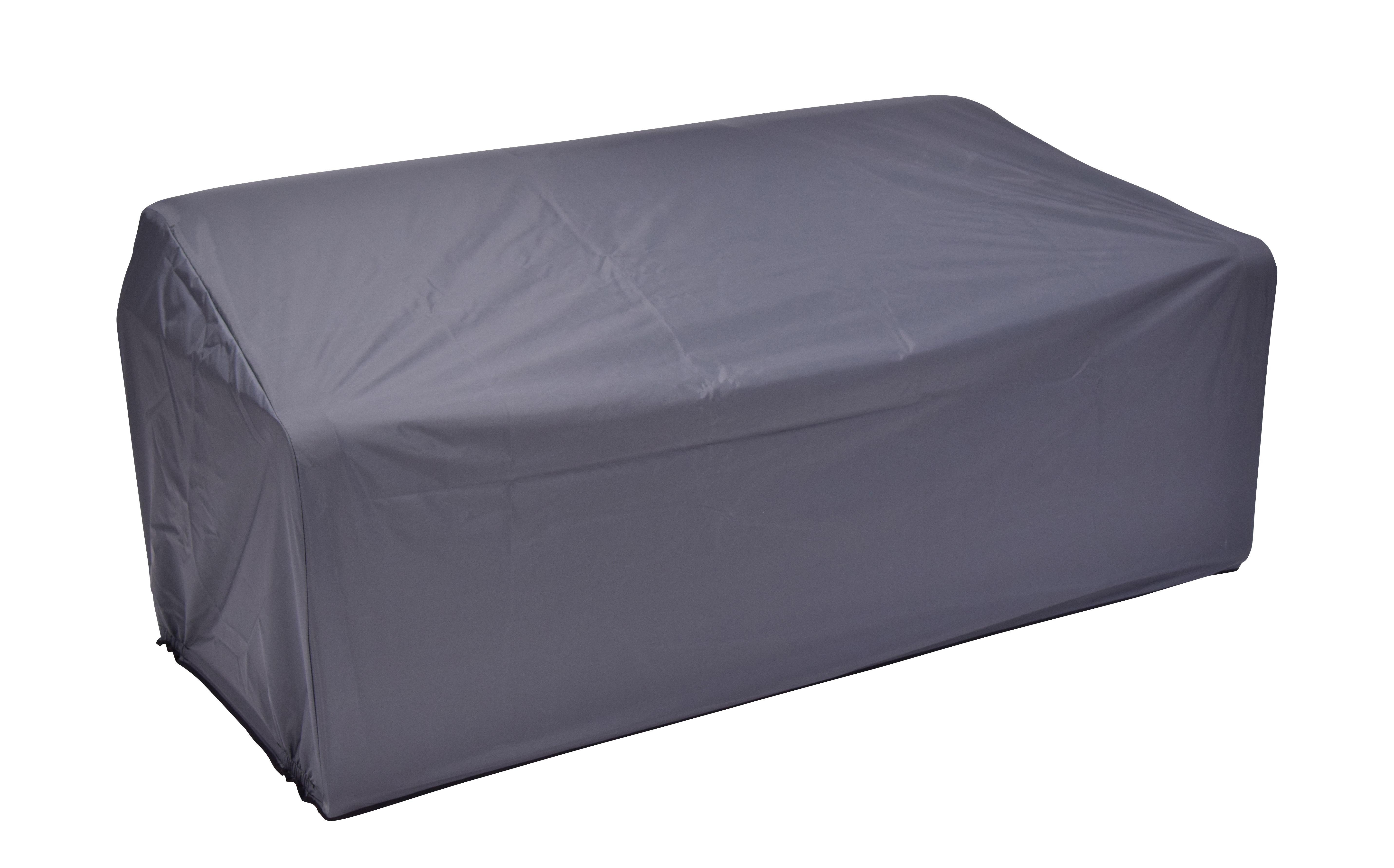 housse de protection pour canap bellevie carbone fermob made in design. Black Bedroom Furniture Sets. Home Design Ideas