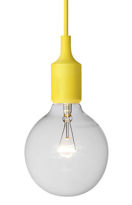 E27 Pendelleuchte - Muuto - Gelb