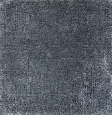 Déco - Tapis - Tapis Diams / 170 x 240 cm - Tissé main - Toulemonde Bochart - Gris souris - Soie végétale