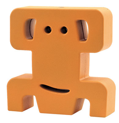 Etagère Ladrillos Nomo module empilable - Magis Collection Me Too jaune en matière plastique