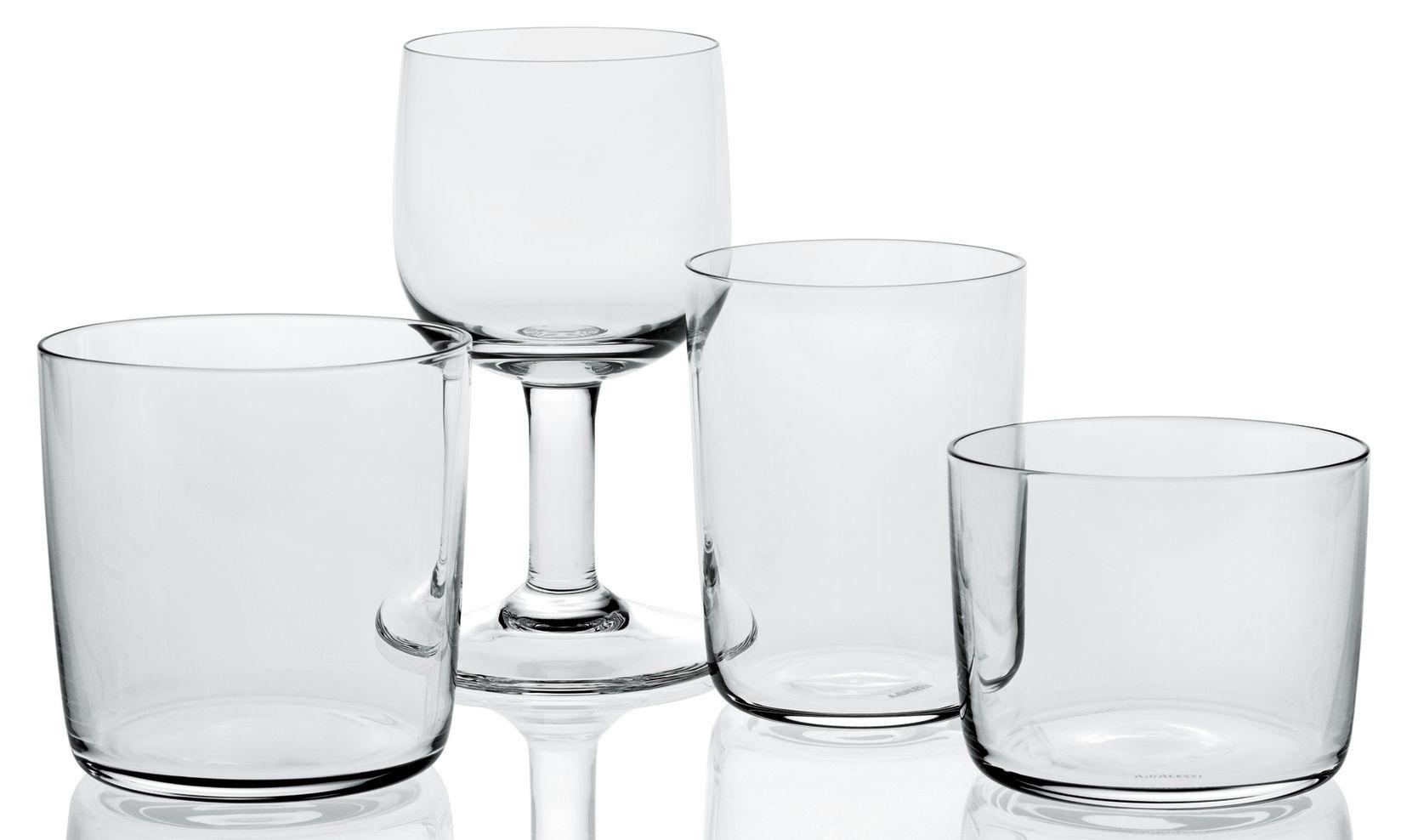 Scopri bicchiere da acqua glass family acqua 32 cl di a for Acqua design italia