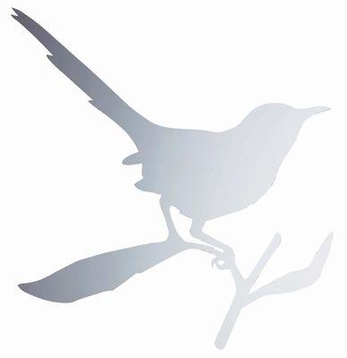 Foto Specchio murale Taylor Bird di Driade Kosmo - Specchio - Metallo