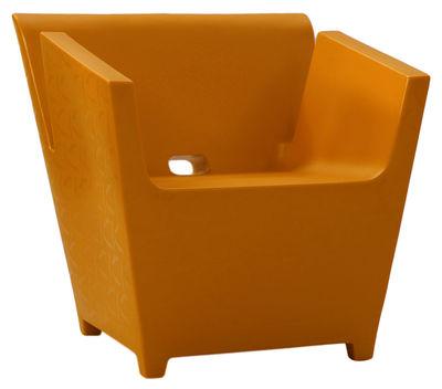 Poltrona Raffy di Qui est Paul ? - Arancione - Materiale plastico