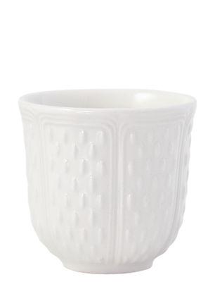 Gobelet Les Petits Choux / Set de 2 - 8,5 cl - GIEN blanc en céramique