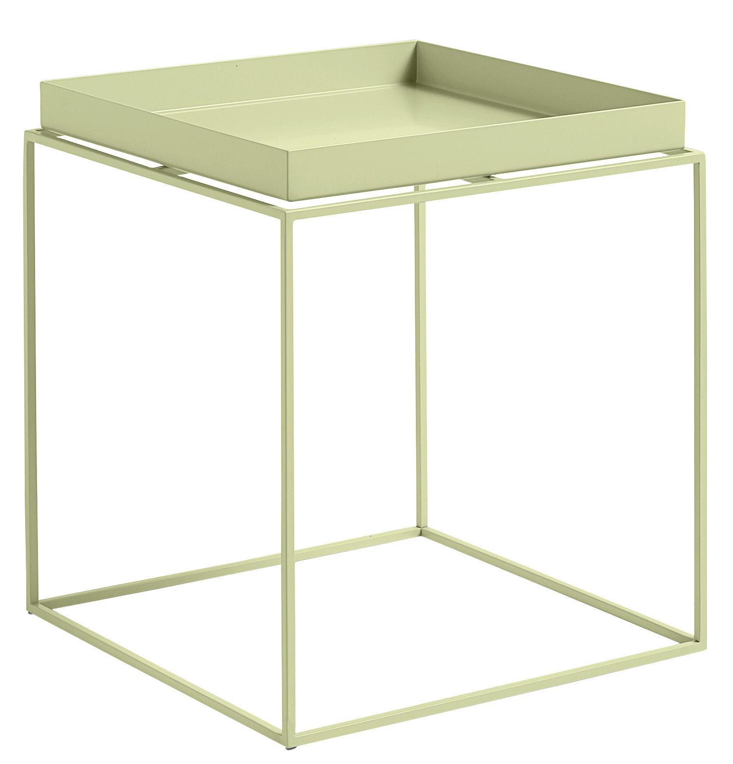 tray h 40 cm quadratisch 40 x 40 cm hay couchtisch. Black Bedroom Furniture Sets. Home Design Ideas