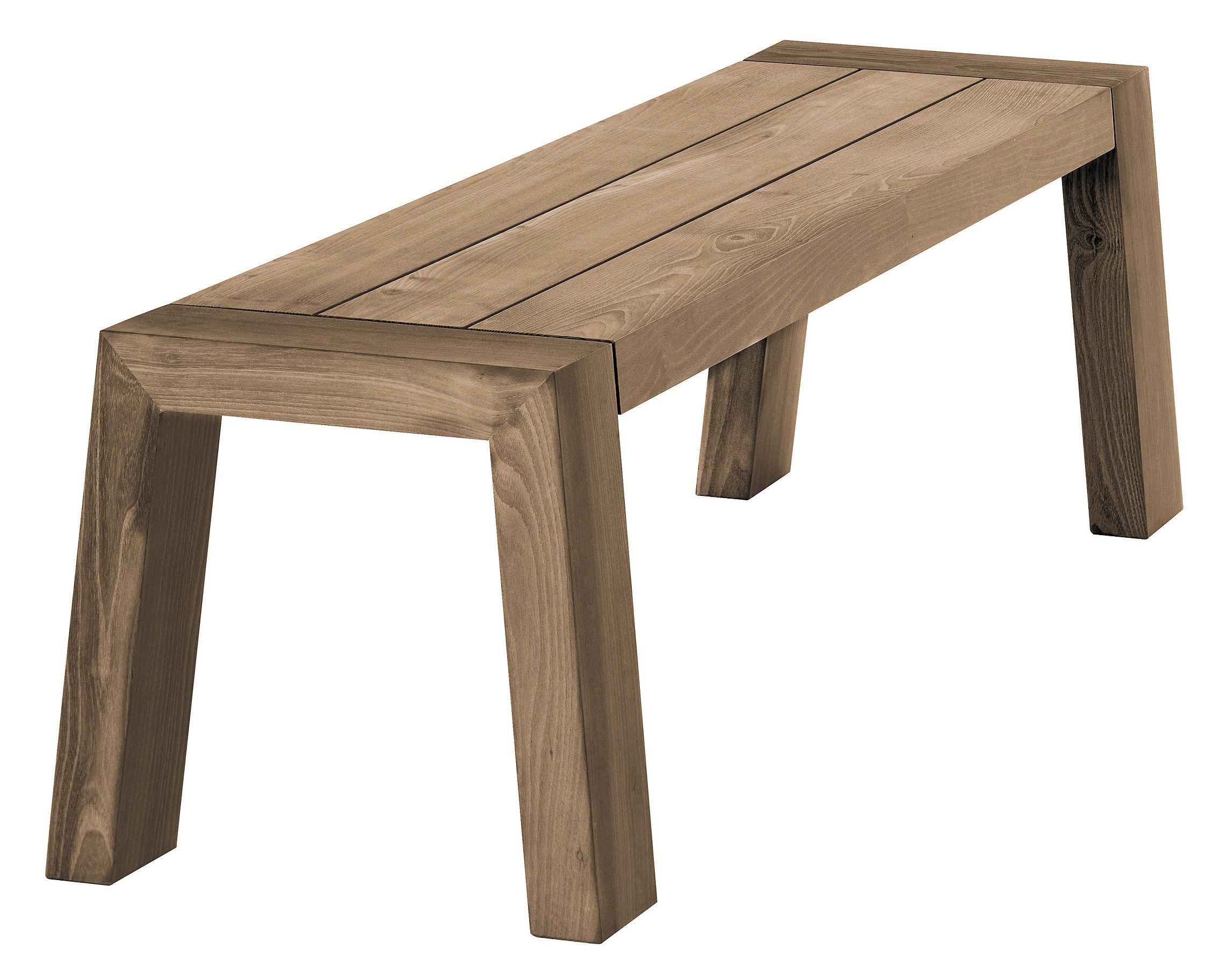 banc solo l 160 cm bois l 160 cm viteo made in design. Black Bedroom Furniture Sets. Home Design Ideas