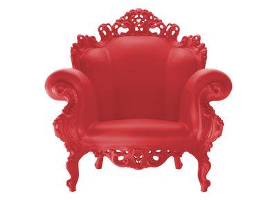 Poltrona Magis Proust di Magis - Rosso - Materiale plastico