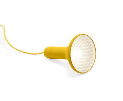 Torch Light Tischleuchte / Ø 15 cm - Established & Sons - Gelb