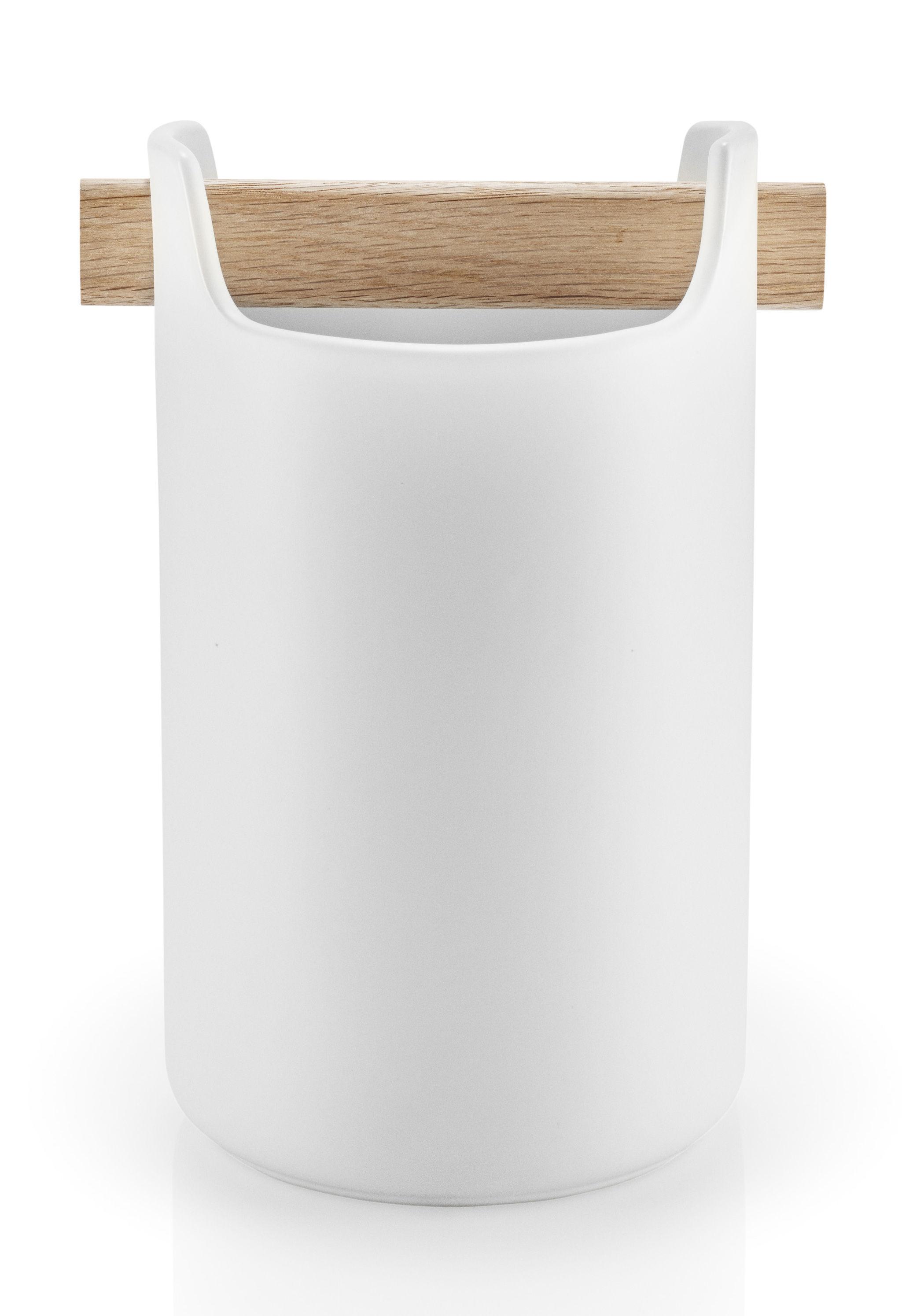 topf 18 cm x h 20 cm keramik eiche wei eiche by eva solo made in design. Black Bedroom Furniture Sets. Home Design Ideas