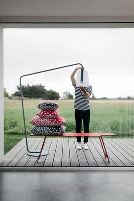 pied pour lampes balad large h 190 cm d port verveine fermob. Black Bedroom Furniture Sets. Home Design Ideas