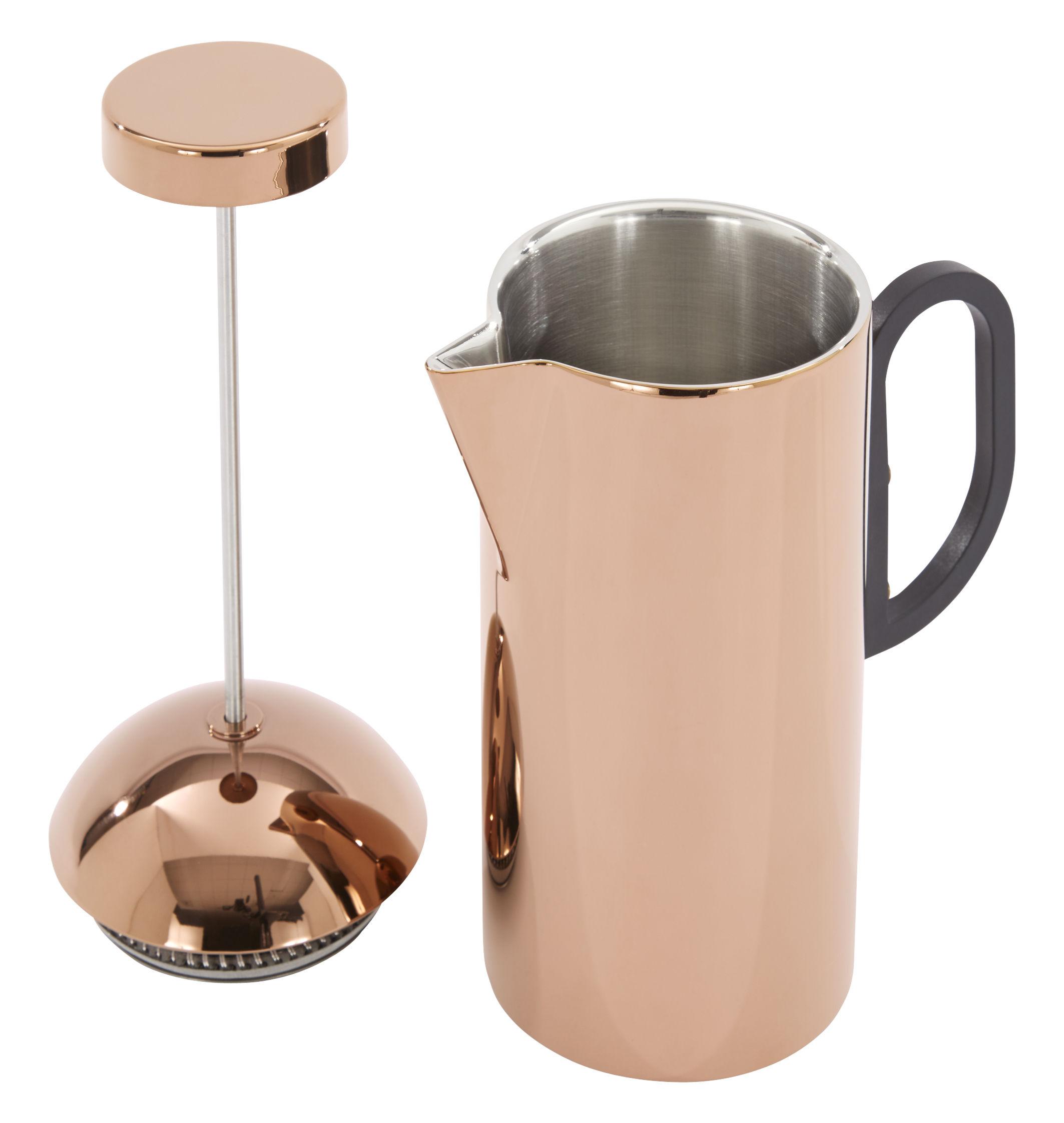 Brew Coffee maker Copper by Tom Dixon