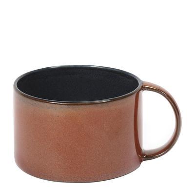 Tasse à café Terres de rêves / Grès - Serax rouille en céramique