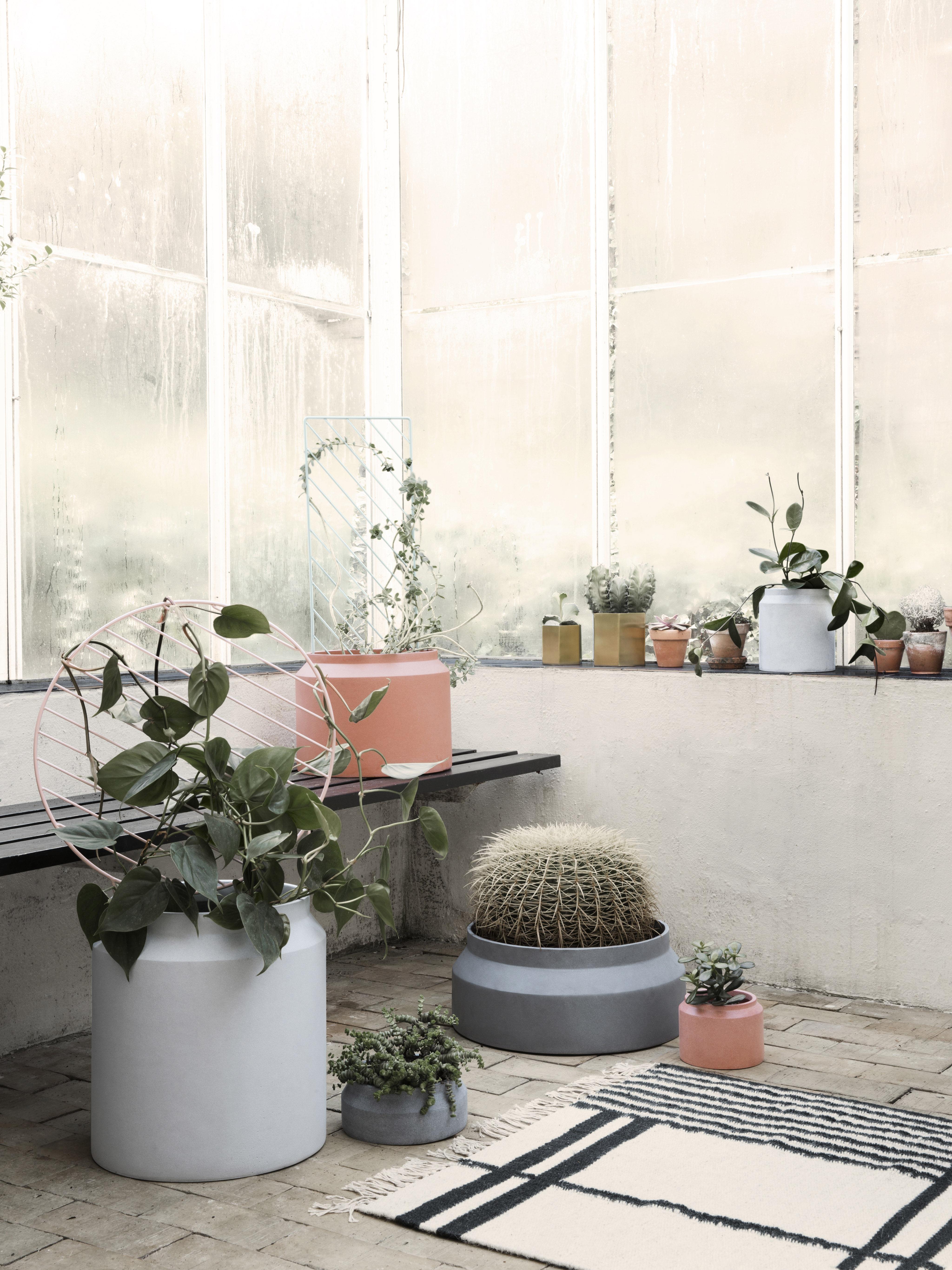 Scopri vaso per fiori contenant large cemento 32 x for 20 x 32 cabina con soppalco
