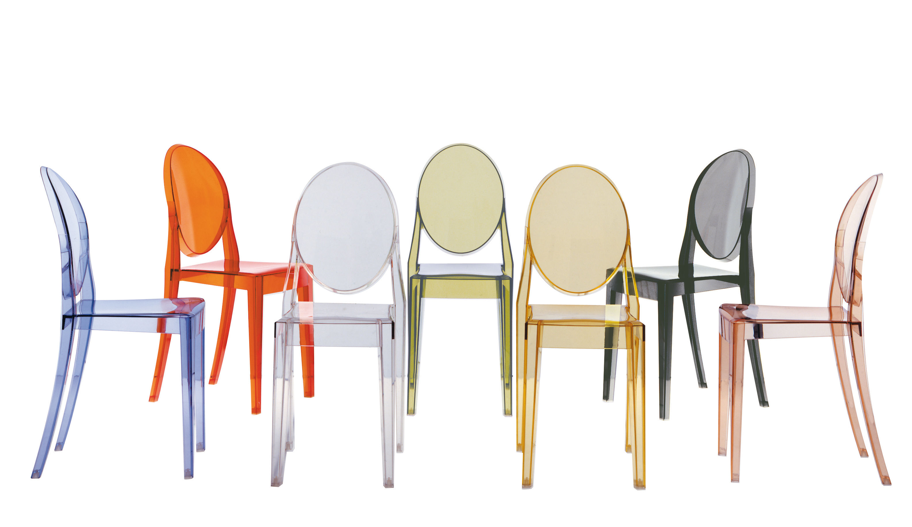 ghost chair kartell louis chairish product philippe starck for