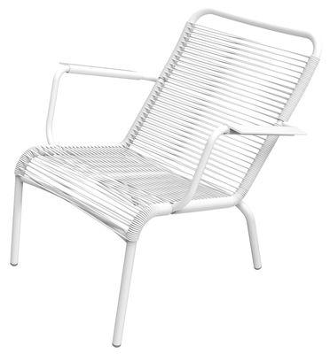 Saint Tropez Lounge Sessel - Fermob - Weiß