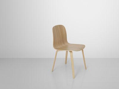 Muuto Nerd Stoel : Chaise muuto latest chaise fiber muuto with chaise muuto awesome