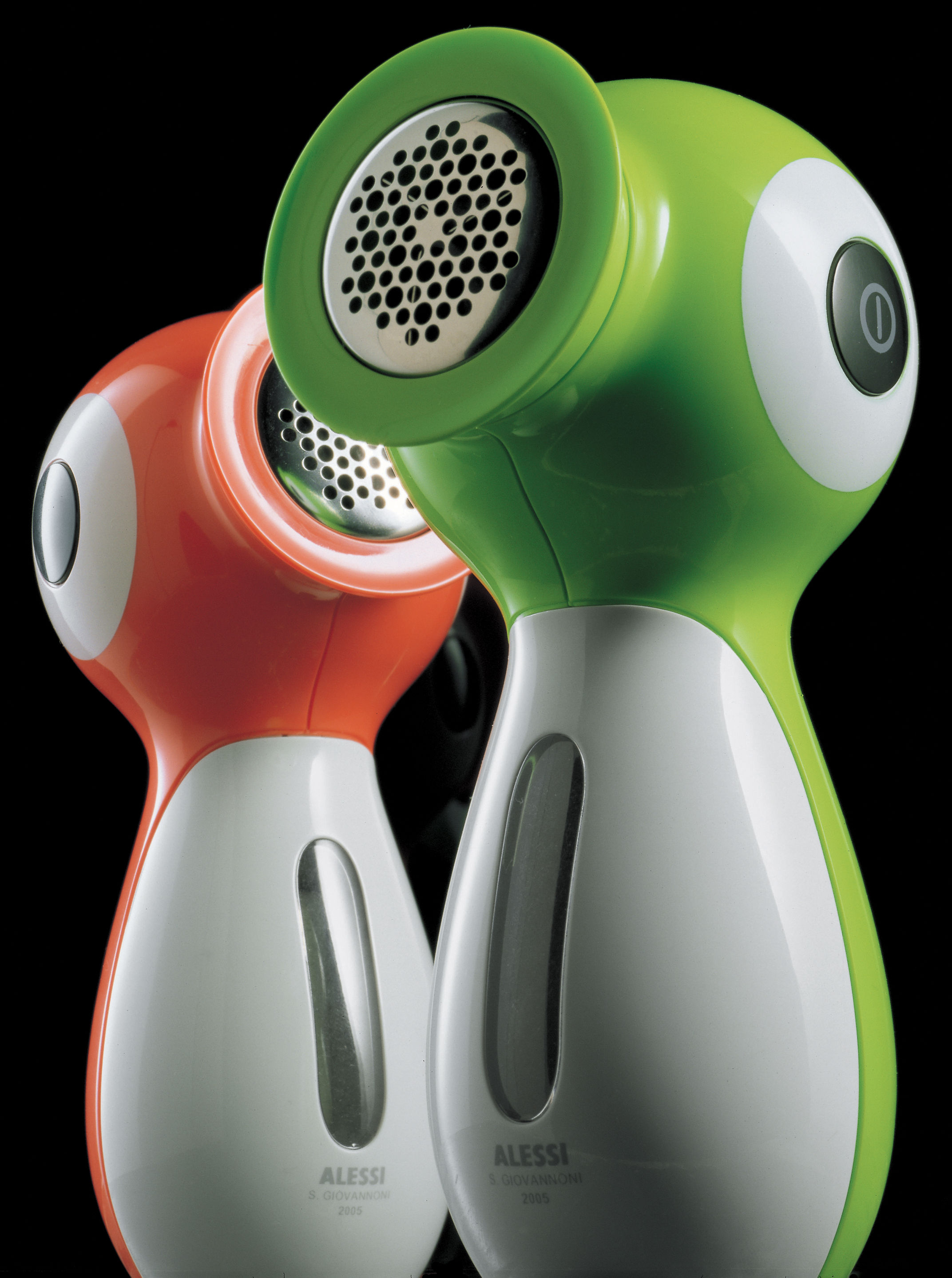 Piripicchio Clothes shaver Red by Alessi