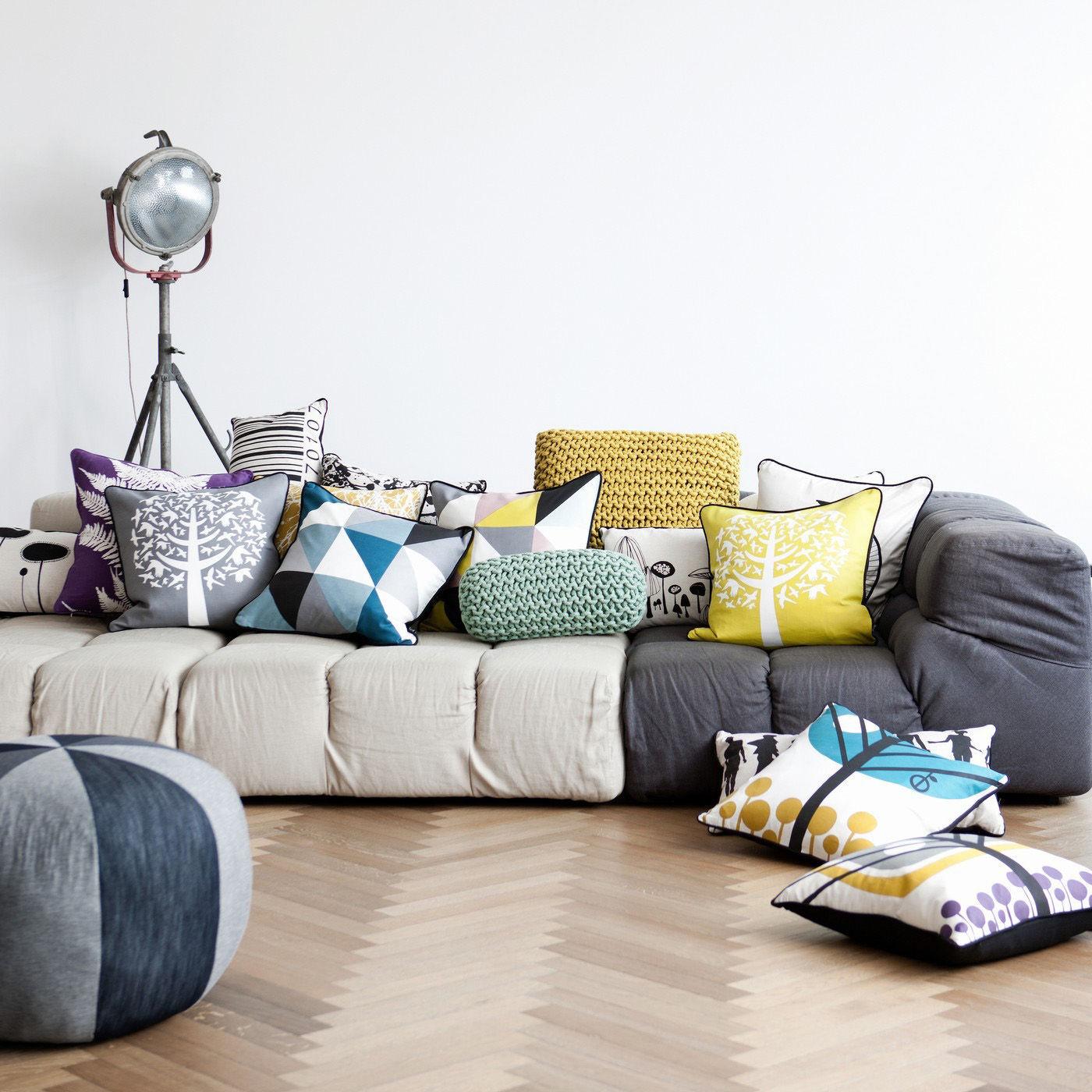 remix ferm living kissen. Black Bedroom Furniture Sets. Home Design Ideas