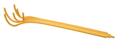 Cuillère à spaghetti Spaghetti - Pa Design jaune en matière plastique