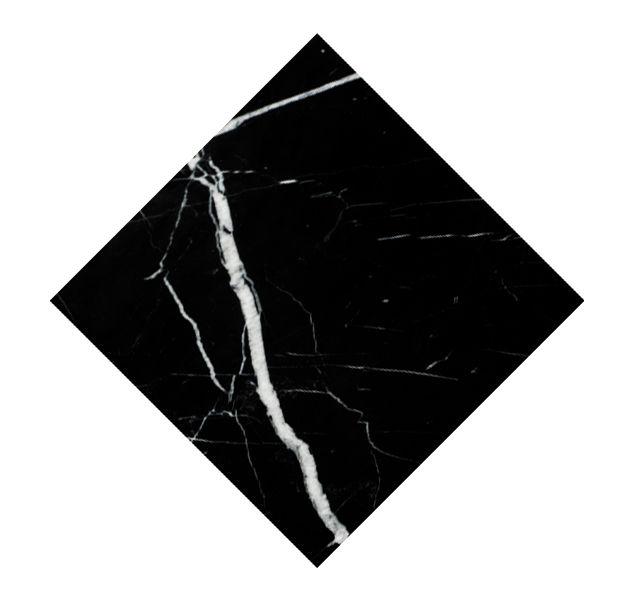 sticker cabochons marbre imitation carrelage ancien lot de 12 marbre noir maison martin. Black Bedroom Furniture Sets. Home Design Ideas