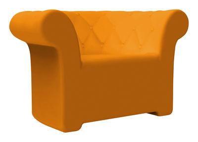 Poltrona Sirchester di Serralunga - Arancione - Materiale plastico