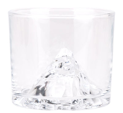 Arts de la table - Verres  - Verre Mountain / En cristal - Pa Design - Transparent - Cristal