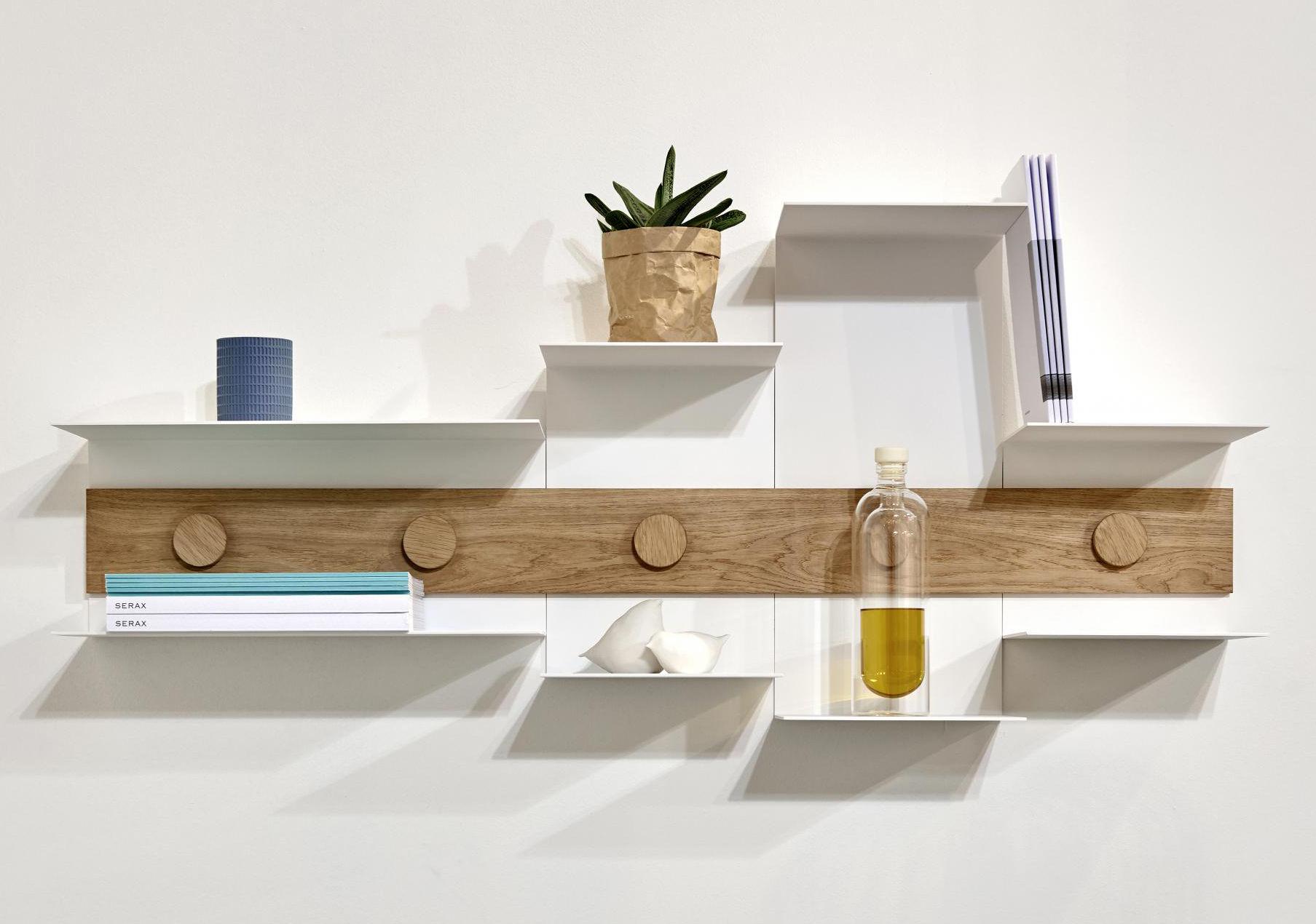 etag re junction l 120 cm blanc bois naturel serax. Black Bedroom Furniture Sets. Home Design Ideas