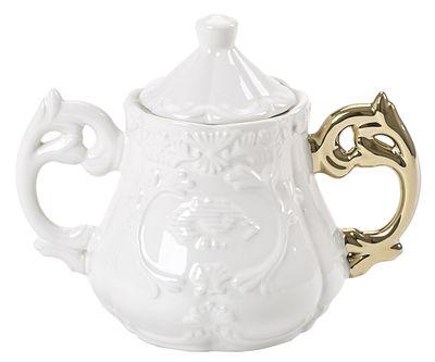 Image of Zuccheriera I-Sugar di Seletti - Oro - Ceramica