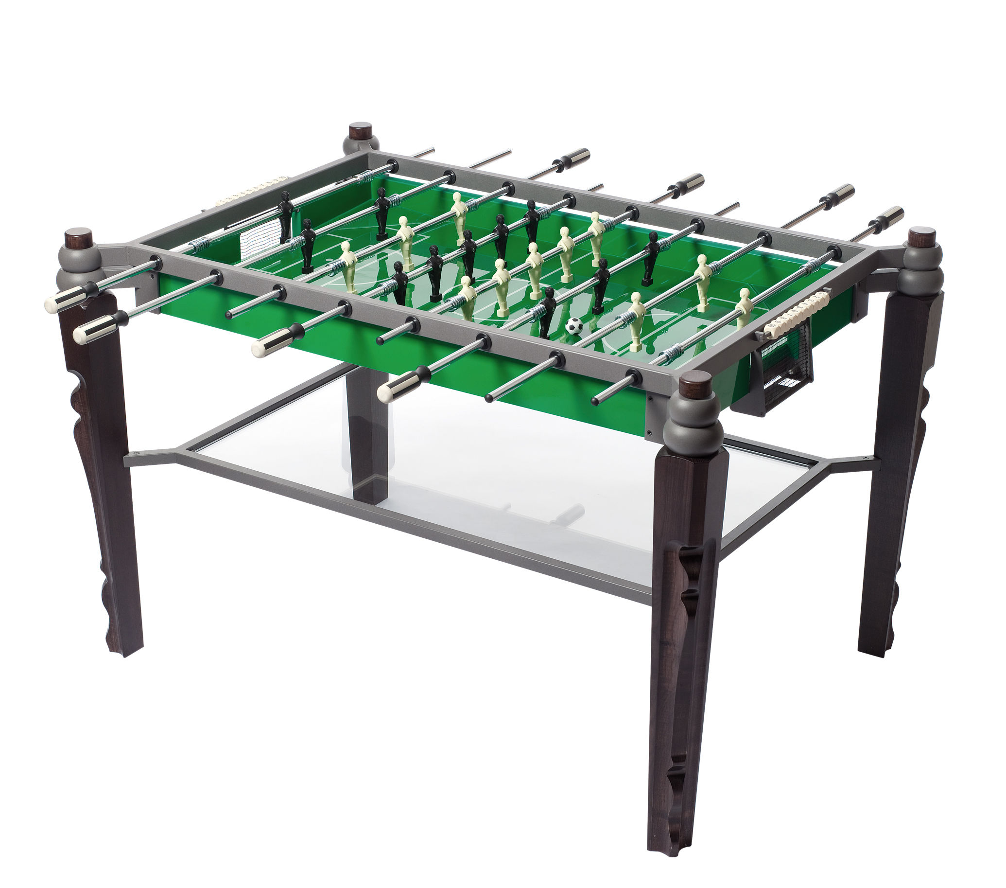 fside Table football Regular table football Wengé dark wood