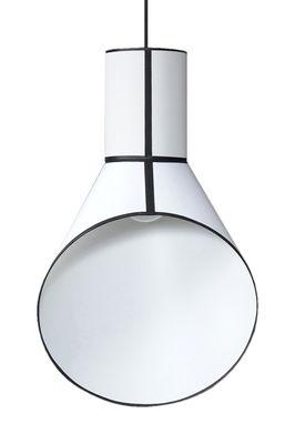 Petit Cargo Pendelleuchte H 67 cm - Designheure - Weiß