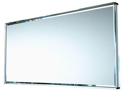 Miroir Prism rectangulaire / H 199 x L 99 cm - Glas Italia miroir en verre