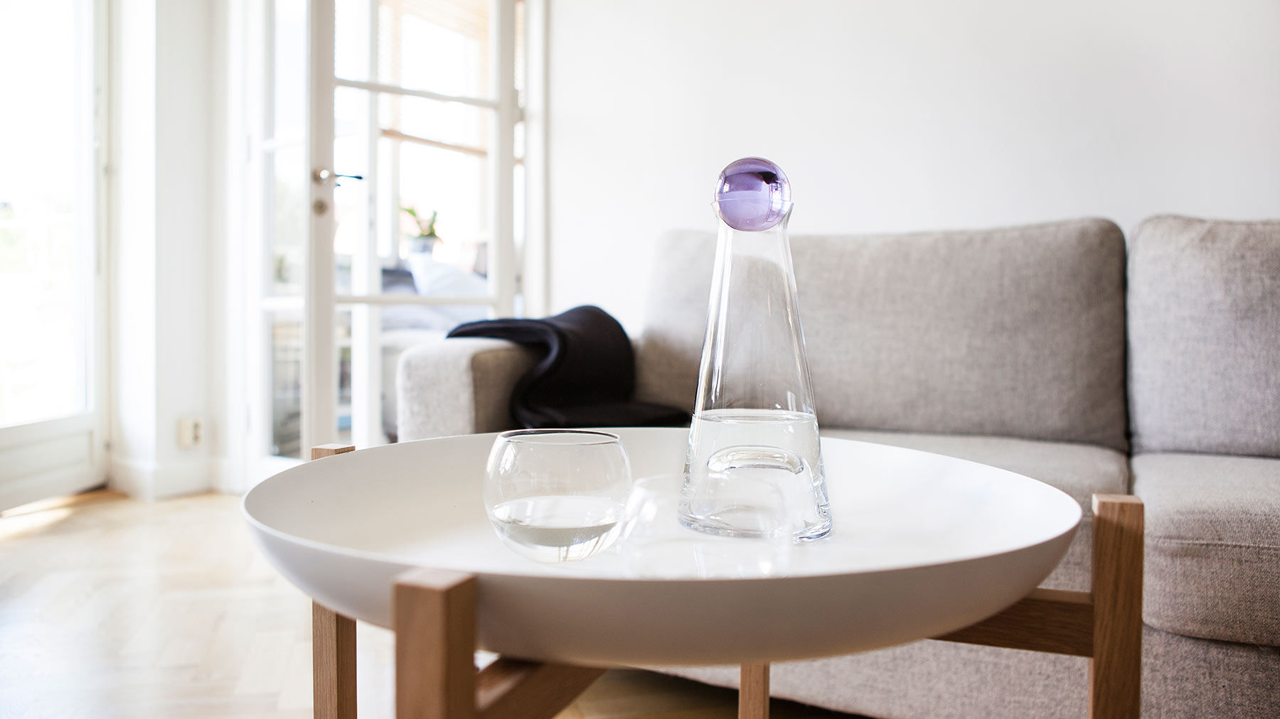 1 L Clear / Amber By Design House Stockholm