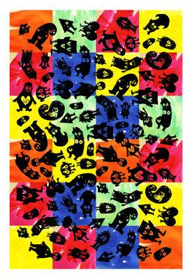 Déco - Tapis - Tapis It's Party Time / 300 x 200 cm - Moooi Carpets - Multicolore - Polyamide