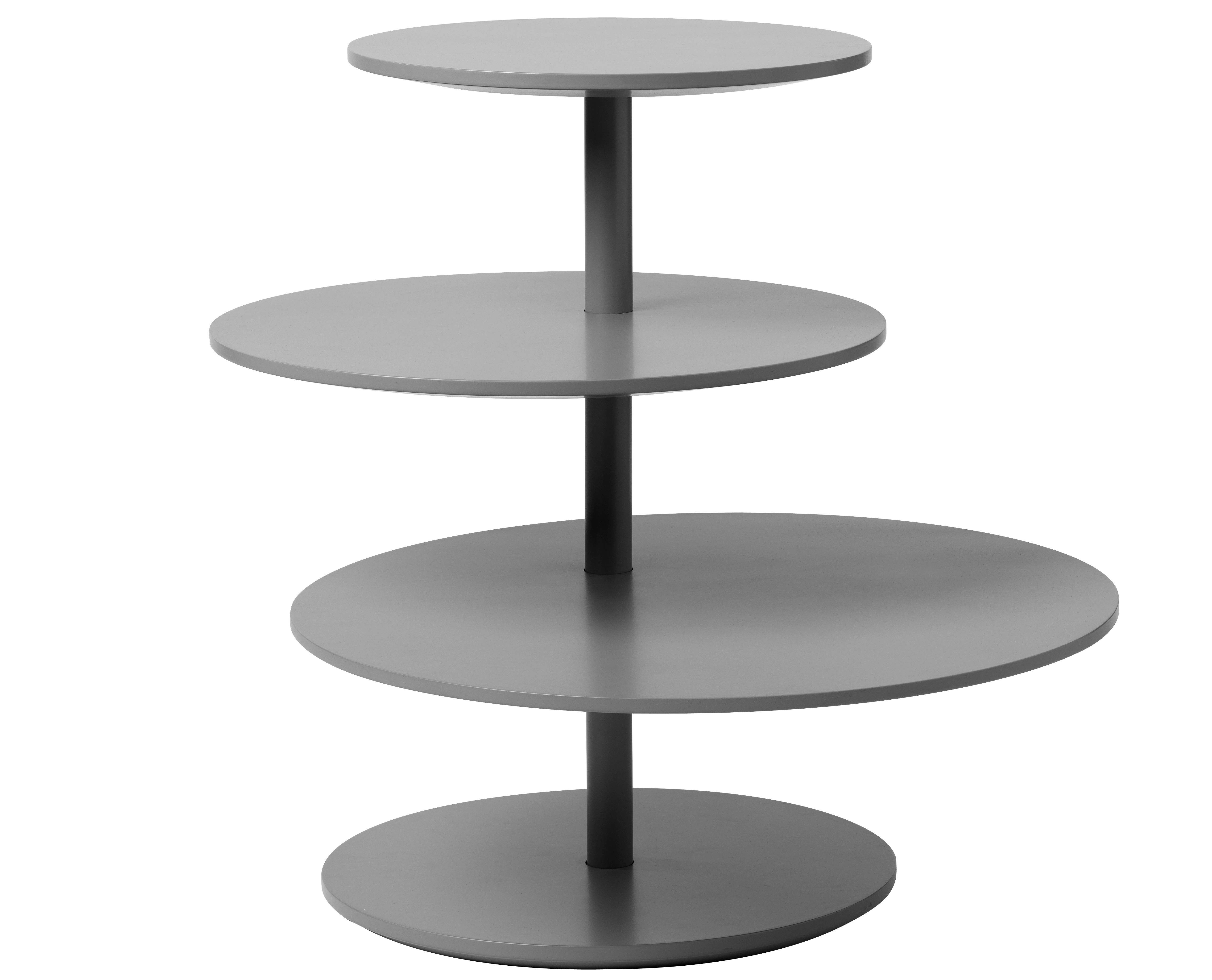 table basse twist tag re h 59 cm graphite design house stockholm made in design. Black Bedroom Furniture Sets. Home Design Ideas