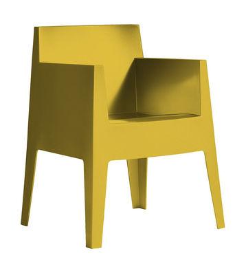 Toy Stapelbarer Sessel - Driade - Senf