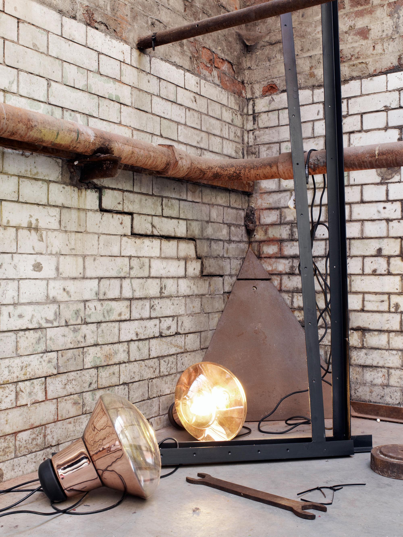 lampe blow light poser ou suspendre cuivre tom dixon. Black Bedroom Furniture Sets. Home Design Ideas