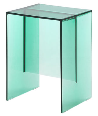 Max-Beam Beistelltisch / Hocker - Kartell - Aquamaringrün