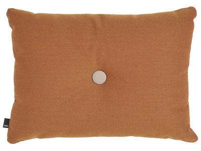 Coussin Dot - Steelcut Trio / 60 x 45 cm - Hay orange en tissu