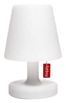 Scopri Lampada da tavolo Edison the Petit -senza fili ricaricabile, Bianco di Fatboy, Made In ...