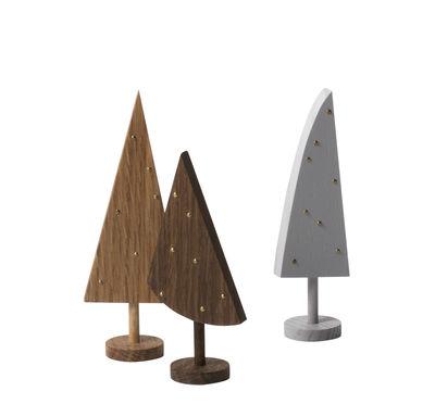 Decorazione natalizie alberi natale in Legno