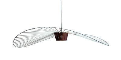Foto Sospensione Vertigo - small Ø 140 cm di Petite Friture - Rame - Materiale plastico