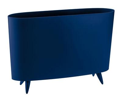 Porte-revues Milano - Koziol bleu marine en matière plastique